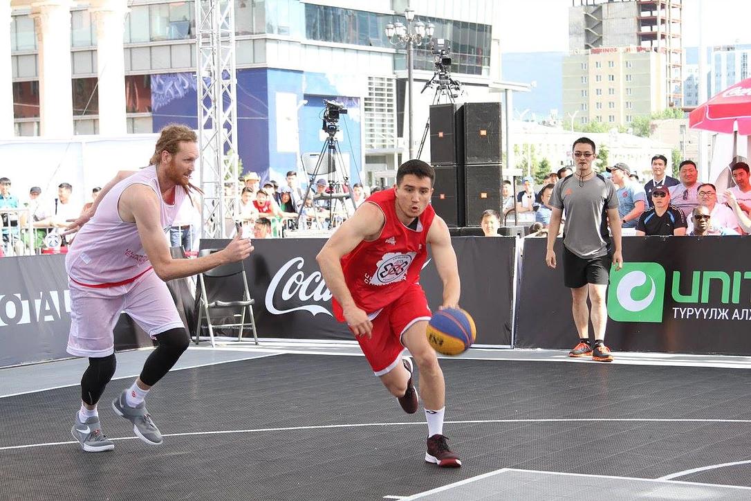 3x3Peak Mongolia, FIBA Endorsed, 3x3 Basketball League