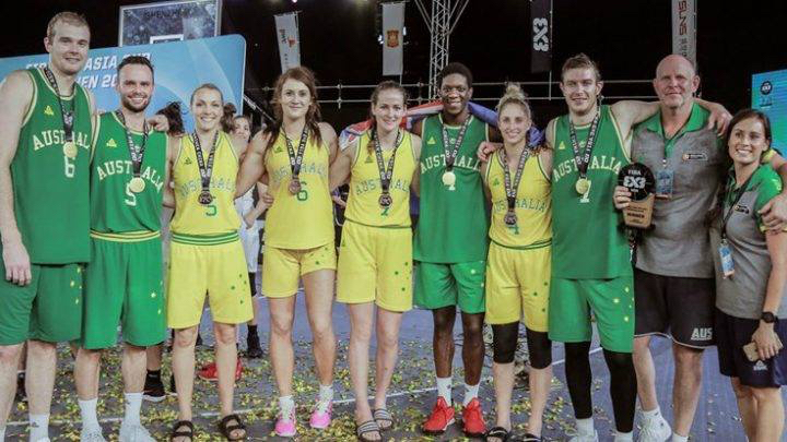 AUS 3x3 Teams, Australian National League, FIBA Endorsed
