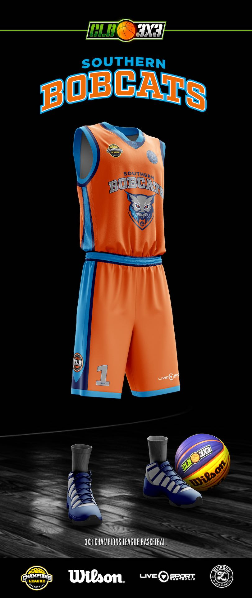 Southern Bobcats Uniform