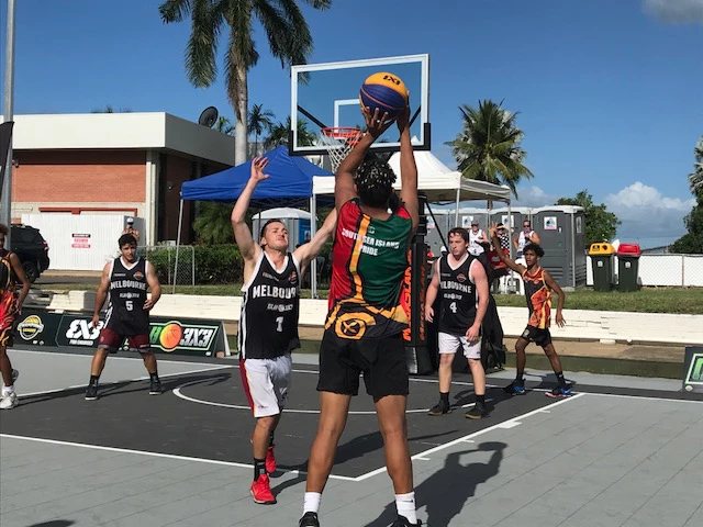 CLB 3x3 Queensland, Australian National League, FIBA Endorsed
