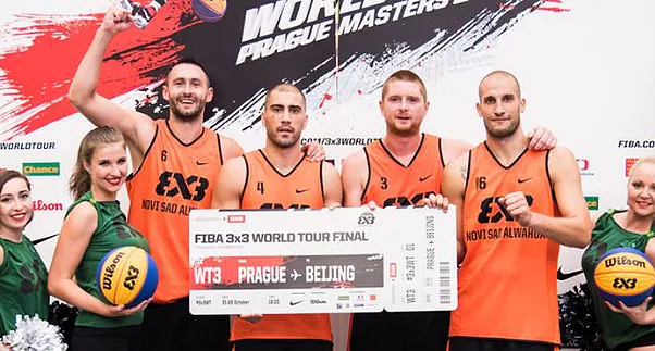 FIBA-3X3-World-Tour, Australian National League, 3x3 Basketball Competition
