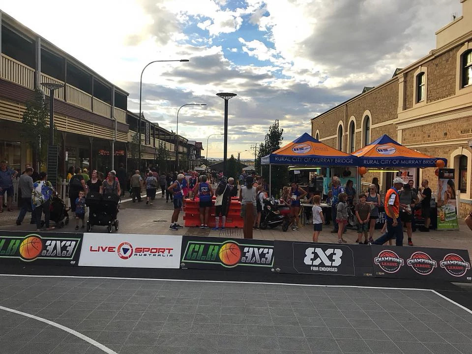 Murray Bridge - 2018 Masters Games