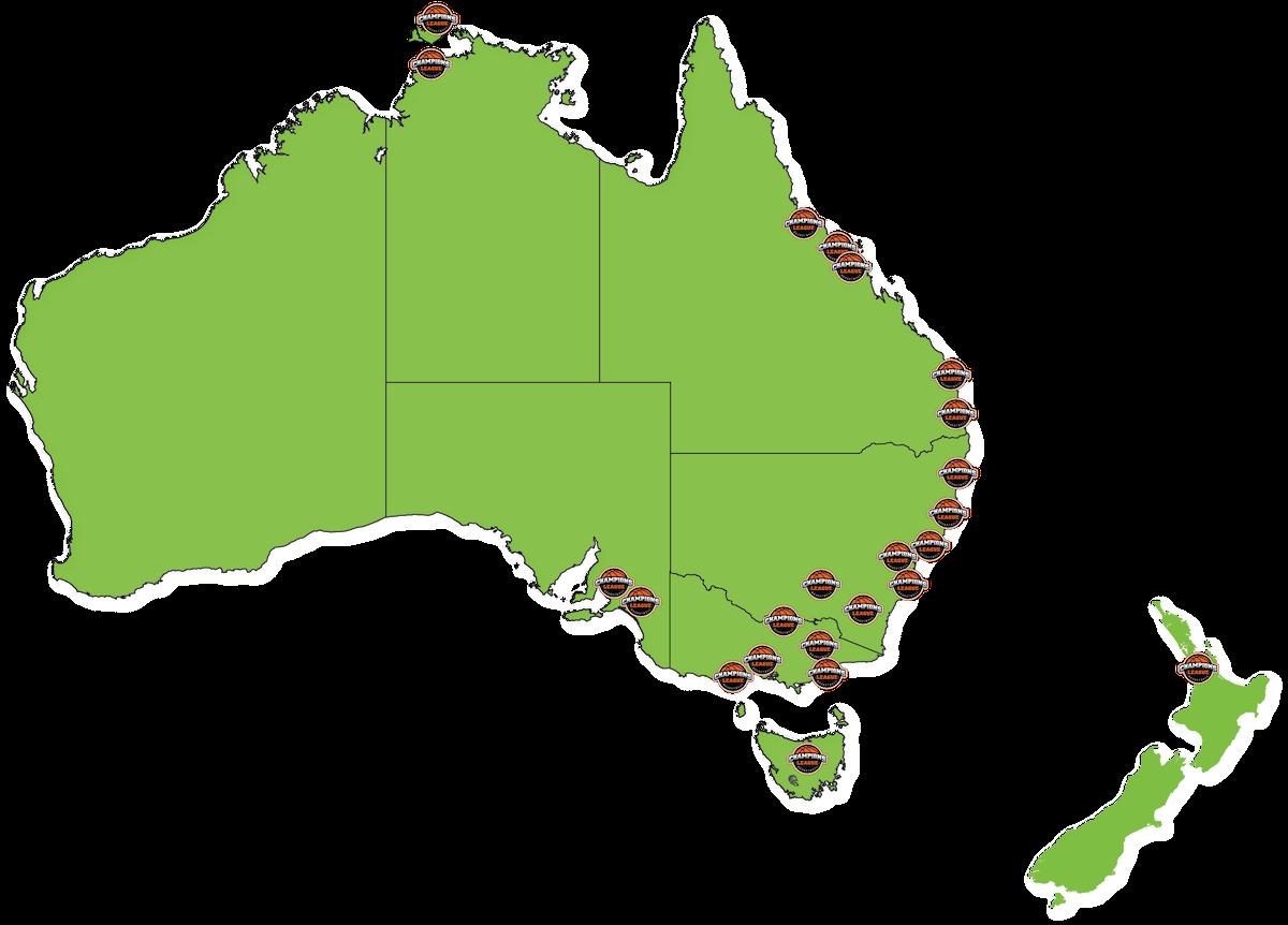 CLB 3X3 Map