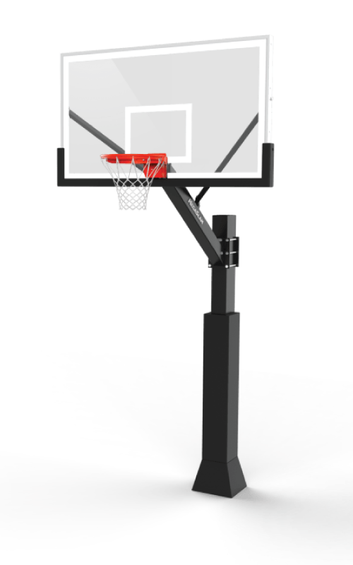 FX System - Fixed Height, Courts and Hoops, Mega Slam Hoops, 3x3 Basketball Australia