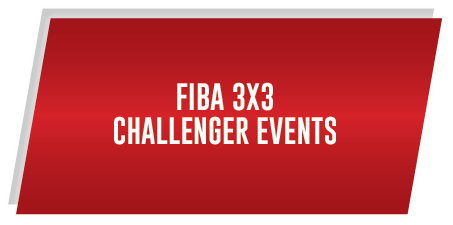 FIBA 3X3 Challenger Events