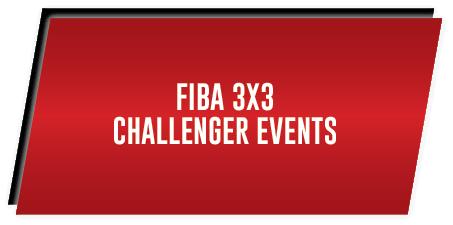 FIBA 3X3 Challenger Events