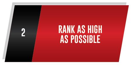 #2 Rank Highest