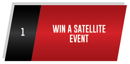 #1 Win A Satellite Event