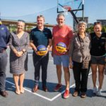 CLB3X3 Launches State of the Art 3X3 Court in Darwin