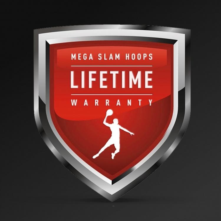 Lifetime Warranty, Courts and Hoops, Mega Slam Hoops, 3x3 Basketball Australia