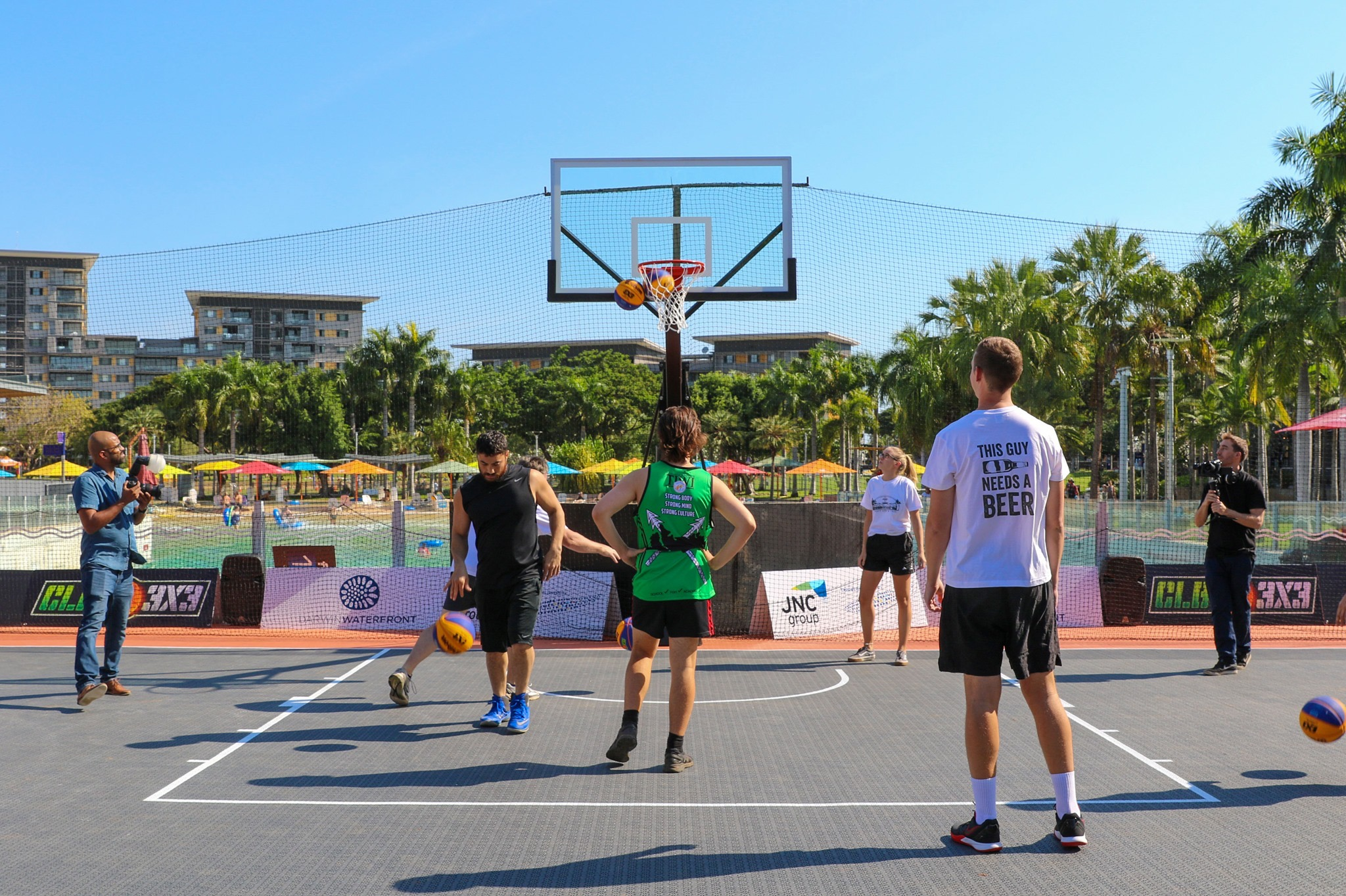Play 3x3 Basketball Australia, Australian National League, Local Basketball League