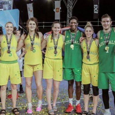 AUS 3x3 Teams, Australian National League, FIBA Endorsed